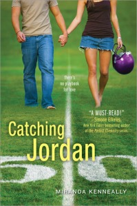 Catching Jordan by Miranda