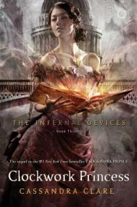 Clockwork Princess by Casandra Clare