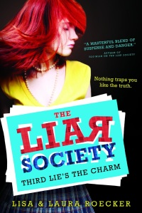 Third Lie's the Charm Cover