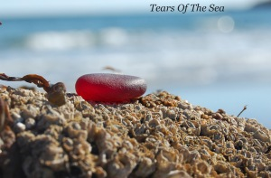 Red Sea Glass
