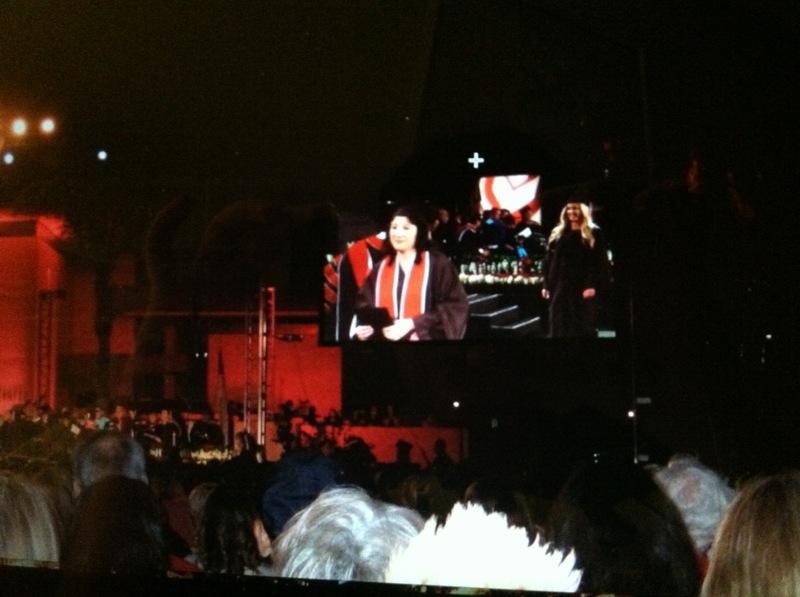 May 2013 - Biola University Graduation