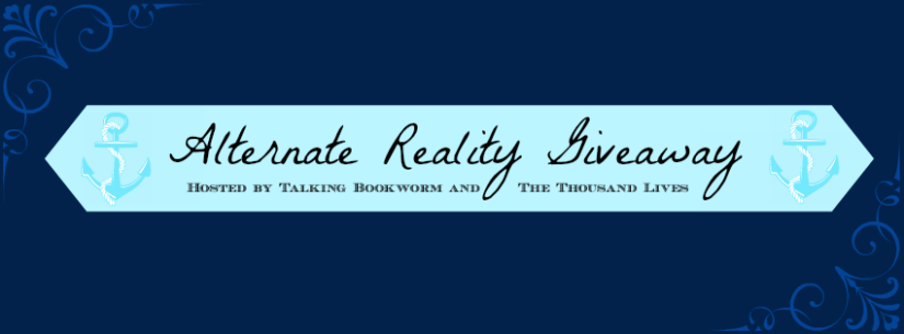 Alternate Reality Giveaway
