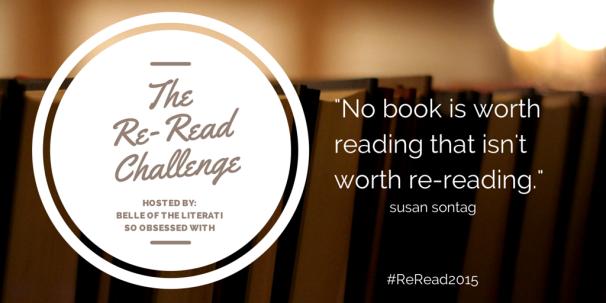 Re-Read Challenge